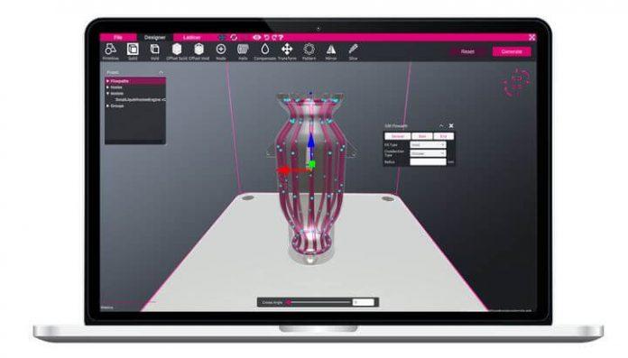 Gen3D - 3D CAD alternativa