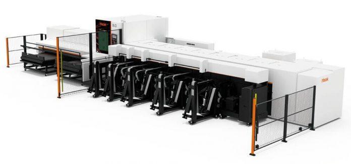 Stroj za lasersku obradu malih i srednjih cijevi