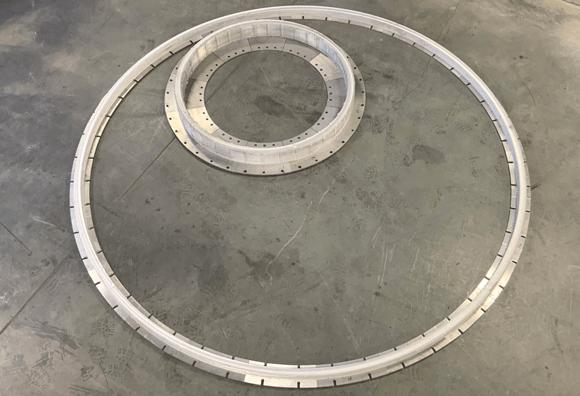MELD produces world's largest additively manufactured aluminium cylinder