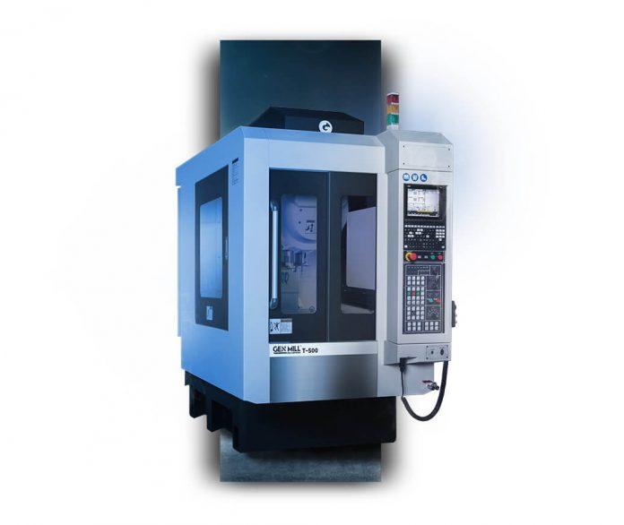 Ganesh T500 vertical machining center