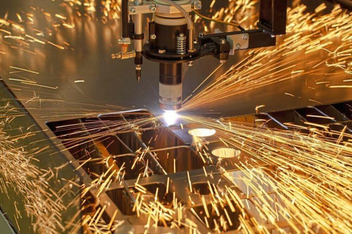 Tuesday's marvels of engineering: Collision avoidance of fibre laser head