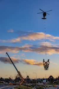 """""""Largest"""" 3D Printed Sculpture Installed in New Zealand"""