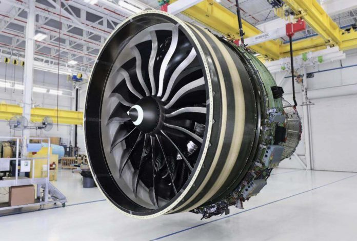 Tuesday's marvels of engineering: GE Aviation's GE9X engine