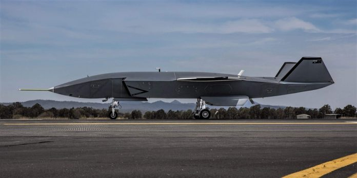 Boeing's unmanned Loyal Wingman completes first taxi