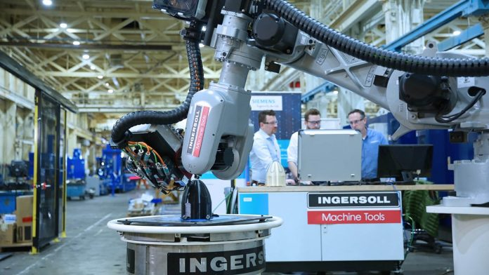 Siemens and Ingersoll Expand Digital Enterprise Partnership