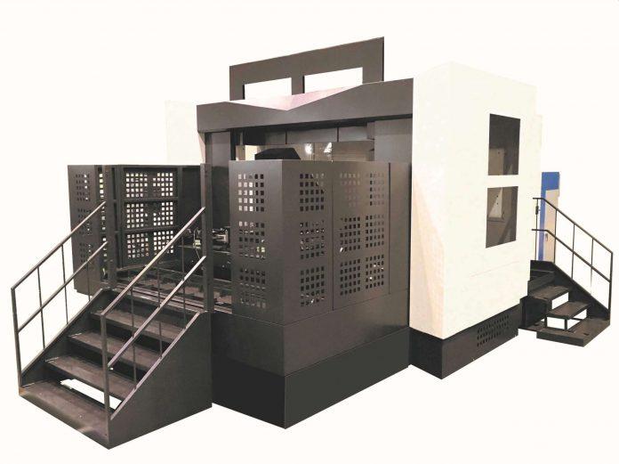 Niigata HN80E-5X obradni centar za maksimalnu krutost