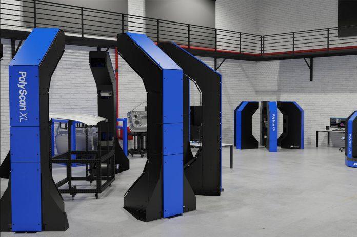 Exact Metrology počeo distribuciju PolyScan XL skenera