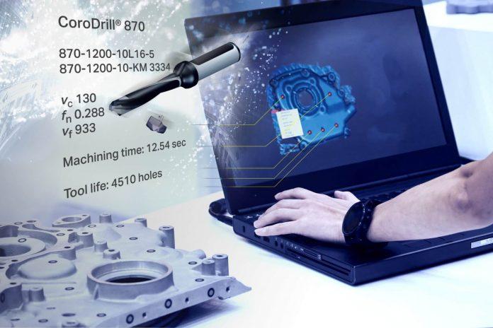 Sandvik Coromant and Autodesk Partner for Increased Utility