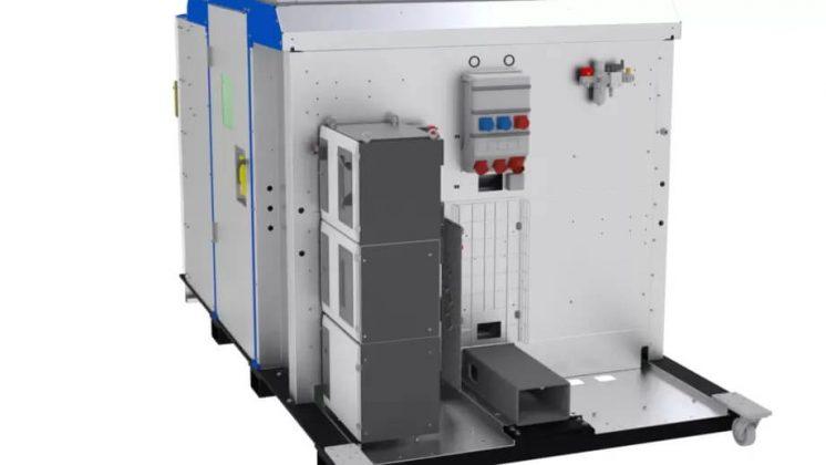 New ArcWorld CS robot welding cell