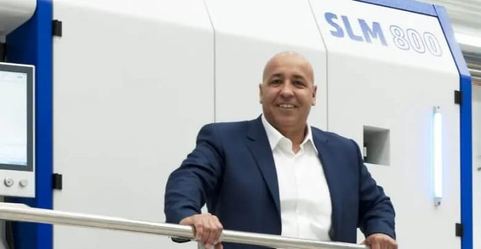 SLM Solutions appoints Sam O'Leary as CEO