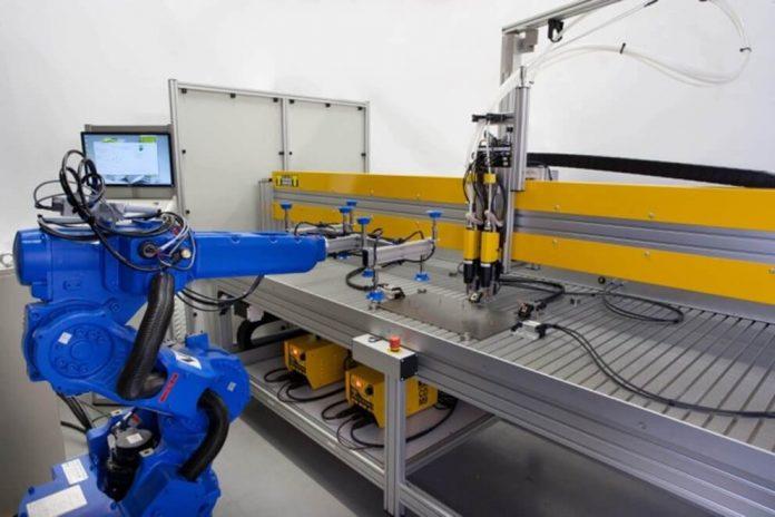 Taylor CNC stroj za zavarivanje vijaka