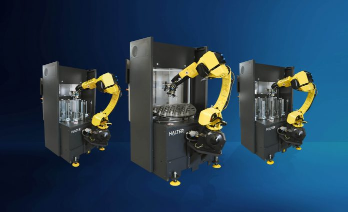 Halter CNC Automation Adds Small-Footprint Halter Compact
