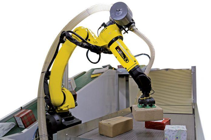 FANUC America i Plus One Robotics formiraju gotovo rješenje za logistiku