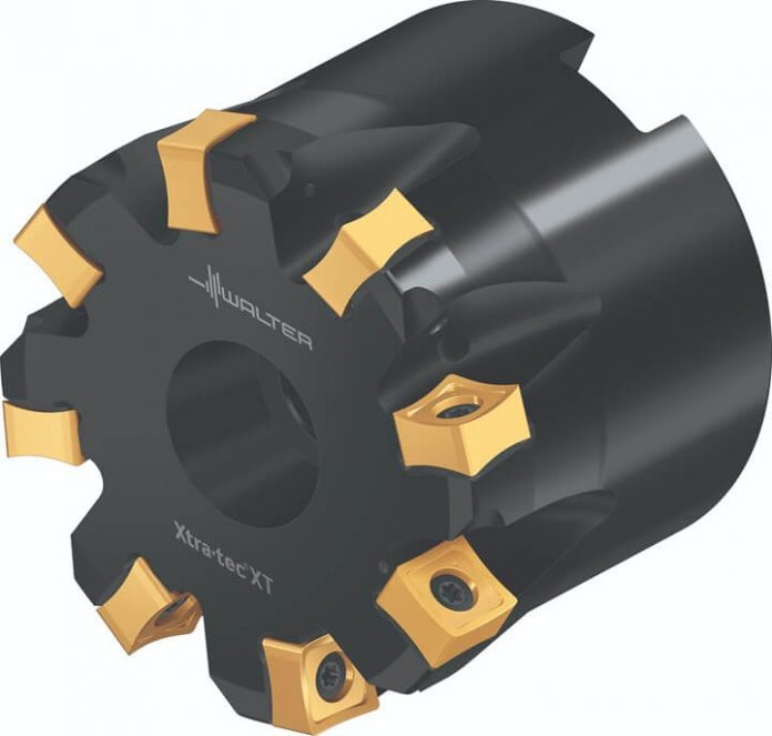 Face Milling Cutter for Maximum Reliability