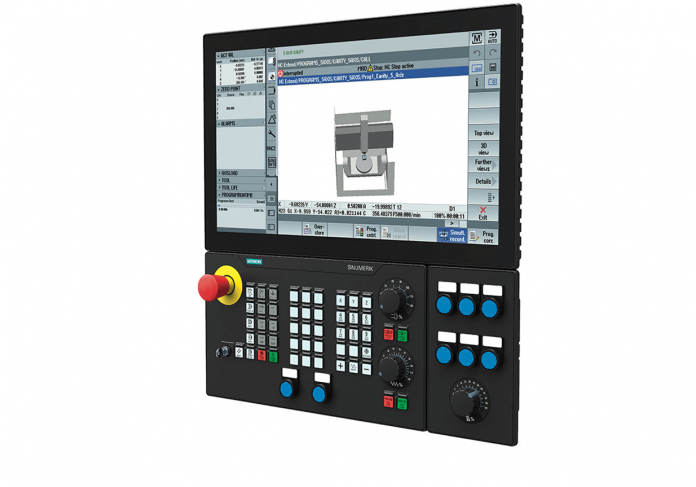 Operator Touch Panels for 'Next Level' CNC User Interface