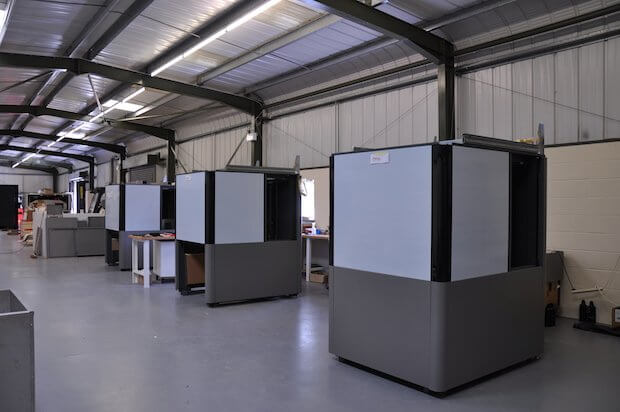 Stratasys announces acquisition of SLA 3D printer company RPS