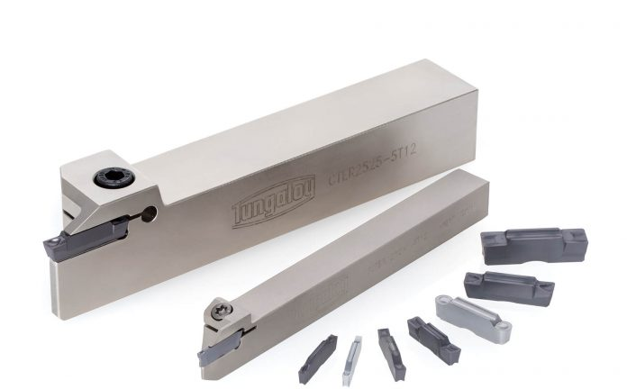TungCut Line Expanded Grooving Inserts
