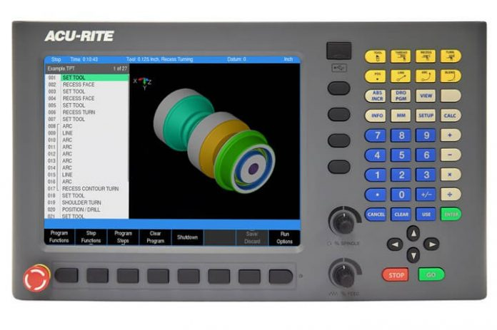 Turning Control System Designed for Two-Axis Lathe Machining