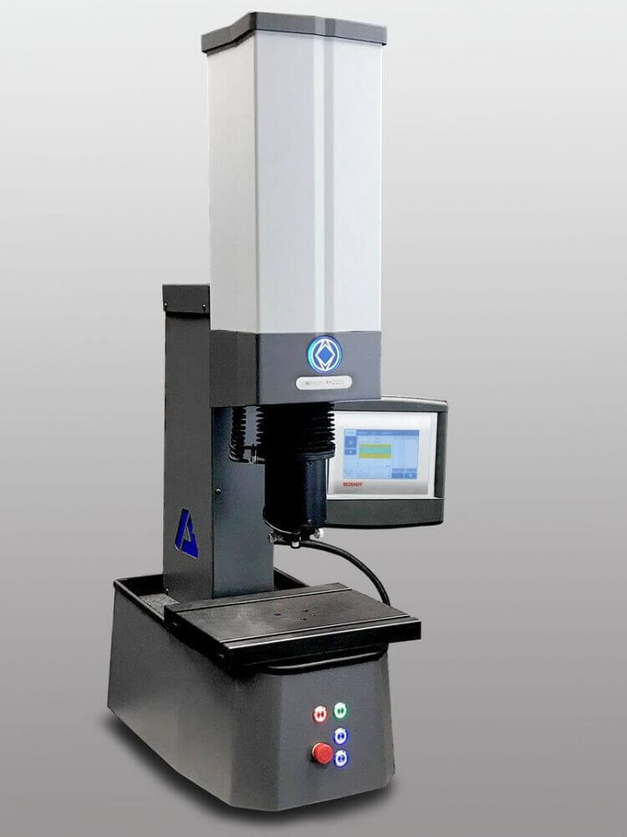 New hardness tester brings flexibility