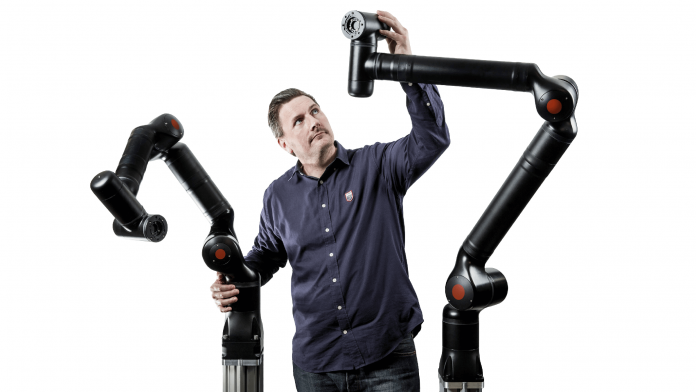 Tuesday's marvels of engineering: 7 Axis Cobot Provides Dexterity to See Around Corners