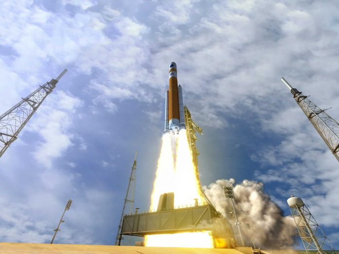 Tuesday's marvels of engineering: World's most powerful rocket set