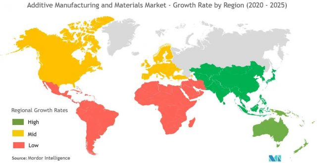 Additive Manufacturing Market –