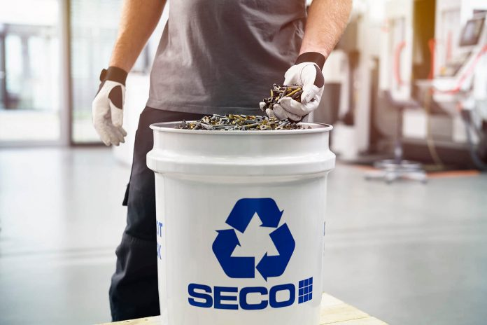 Seco Tools and Fusion Coolant Systems Partner For Environmental Sustainability