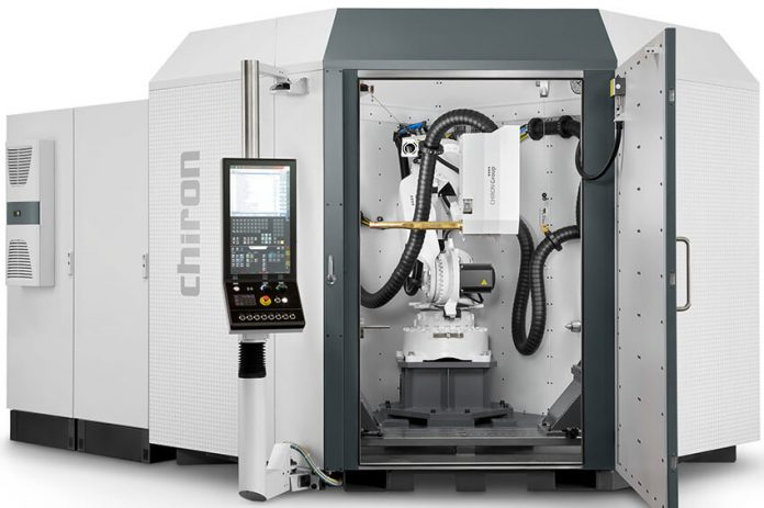 Tuesday's marvels of engineering: Chiron Develops LMD 3D Metal Printer
