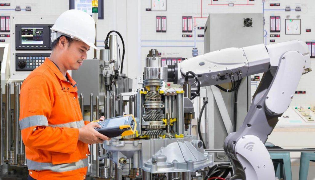 Potražnja za robotima i kolaborativnim robotima (kobotima)