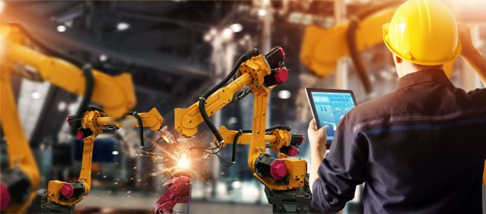 Industry 4.0, is used to define the ongoing automation of traditional manufacturing processes.